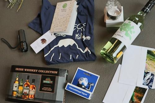 Geschenke Einpacken Die ökovariante Nic Of All Trades